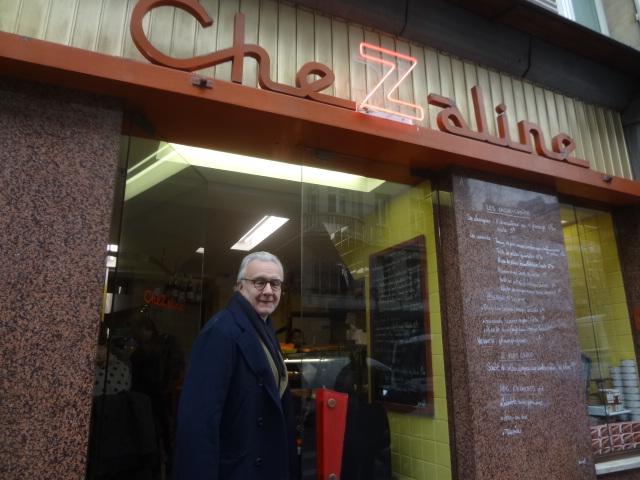 Ducasse CheZaline ©GP
