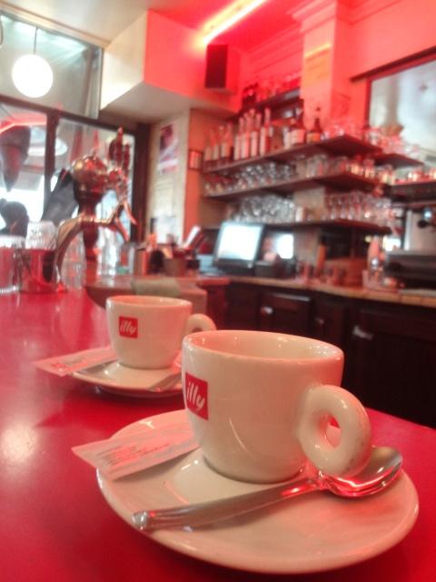 Café de la Renaissance © GP