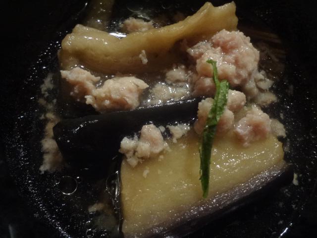 Aubergines sauce soja ©GP