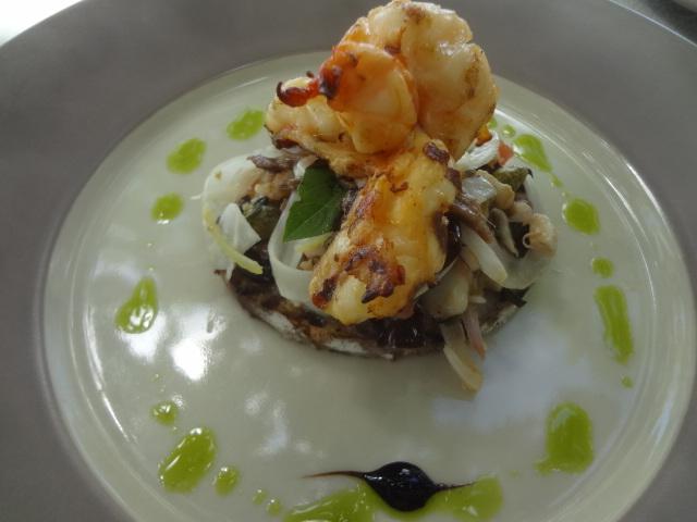 Marinade de fruits de mer ©GP