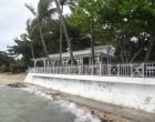 La façade sur la mer ©GP