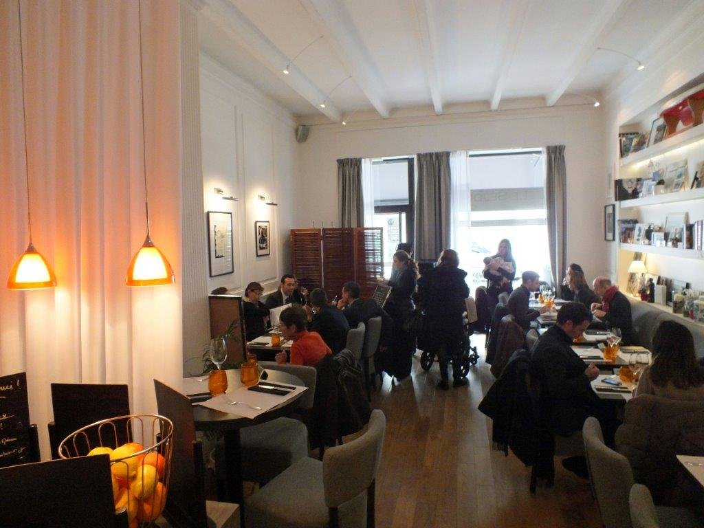 La salle à manger ©Alain Angenost