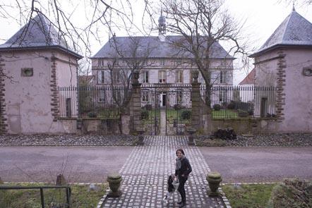 Le château ©Maurice Rougemont