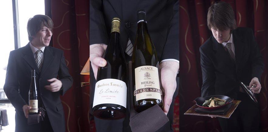 Vins ©Maurice Rougemont