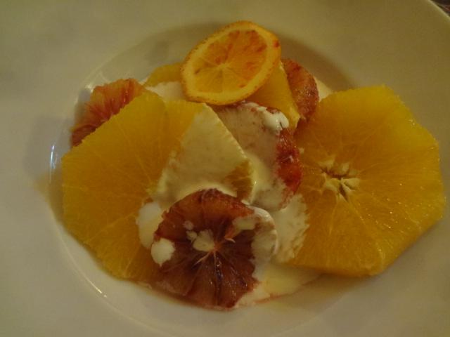 Salade d'oranges ©GP