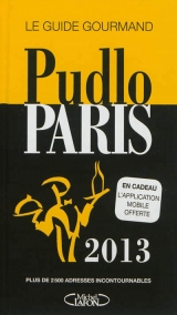 Le Pudlo Paris 2013