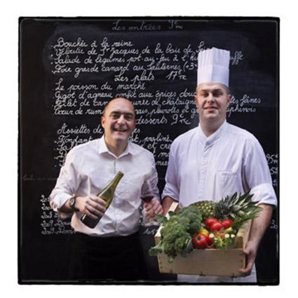 Yann le Pévédic et Sébastien Guillo ©Maurice Rougemont
