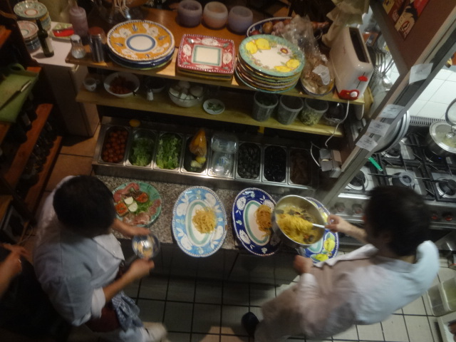 En cuisine ©GP
