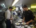 Gaëtan Gentil en cuisine 3 © GP