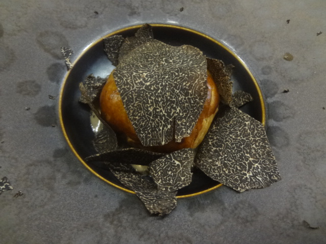 Feuilletée aux truffes ©GP