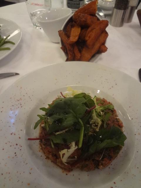 La brasserie du lut tia restaurant paris 6e un retour paris restaurants - Brasserie lutetia menu ...
