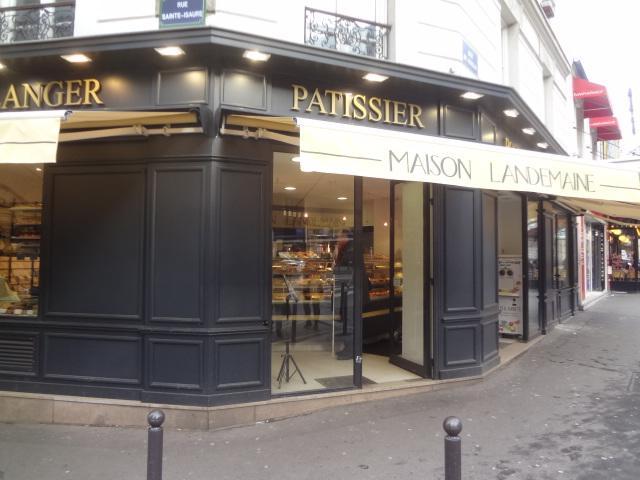 La boutique © GP