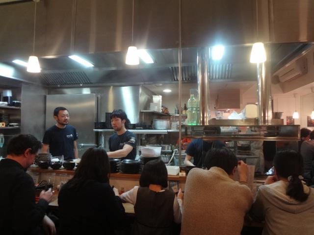 Sanukiya restaurant japonais paris 1er connaissez vous - Restaurant japonais paris cuisine devant vous ...
