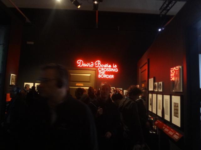 David Bowie brise les codes © GP