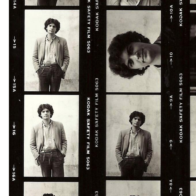 Jean-Marc Roberts en 1980 © Maurice Rougemont