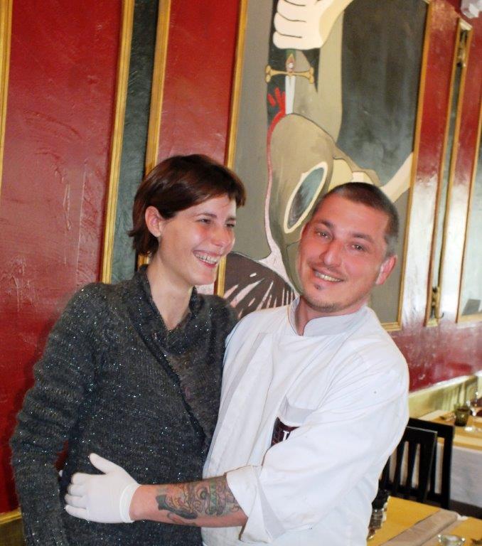 Amélie et Paolo ©Alain Angenost