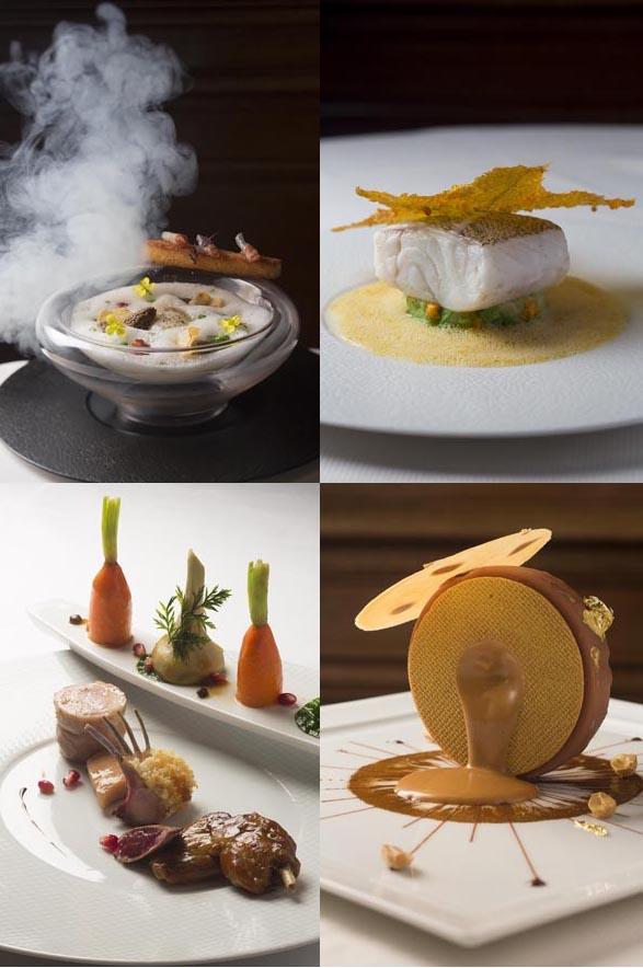 Quelques plats©Maurice Rougemont