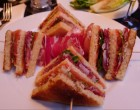 Club sandwich Iberico Bellot © JPE