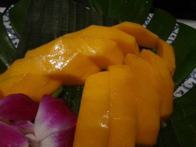 Mangue fraîche ©GP