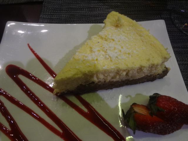 Cheesecake aux spéculos ©GP