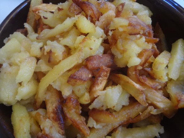 Pommes de terre poêlées ©GP