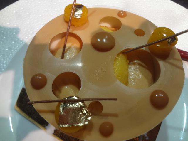 Fleur de caramel ©GP
