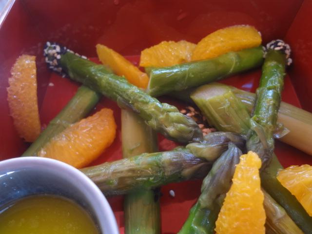 Salade d'asperges ©GP