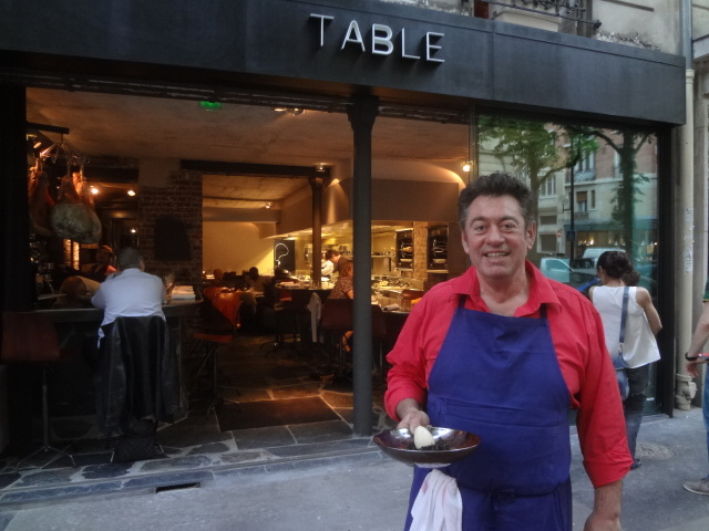 Bruno verjus - Restaurant la table de bruno saint maximin ...