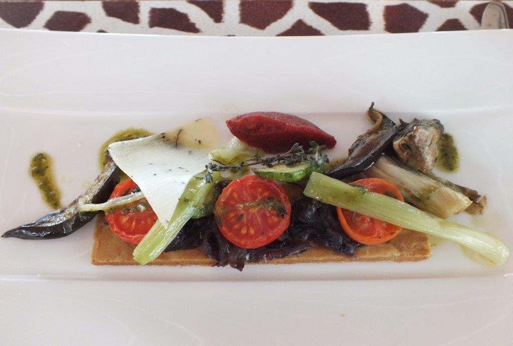 Légumes grillés à la provençale ©AA