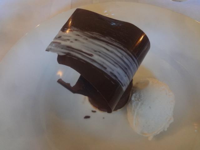 Mousse chocolat cardamome ©GP
