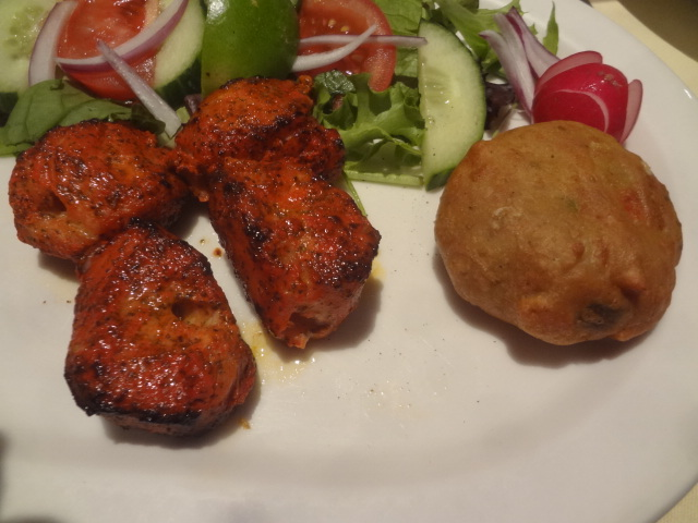 Fish tikka © GP