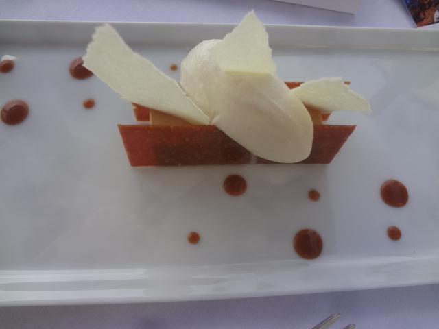 Caramel et fleur de sel ©GP