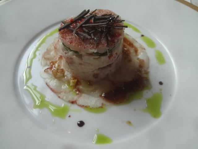 Millefeuille de homard © GP