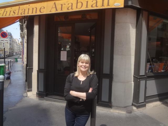 Ghislaine Arabian © GP