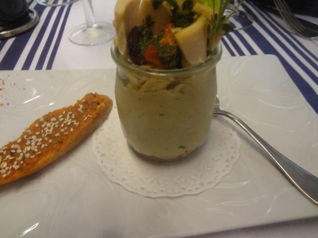 """""""Recuite"""" de thon et aubergines © GP"""