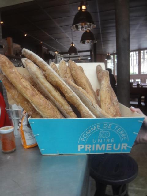 Le pain maison © GP