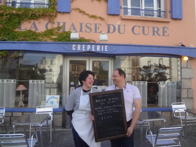 Joëlle et Alain Humbert © GP