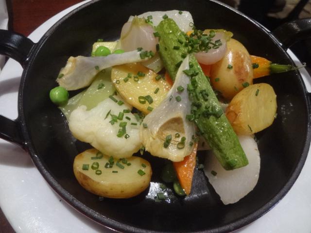 Cocotte de légumes ©GP