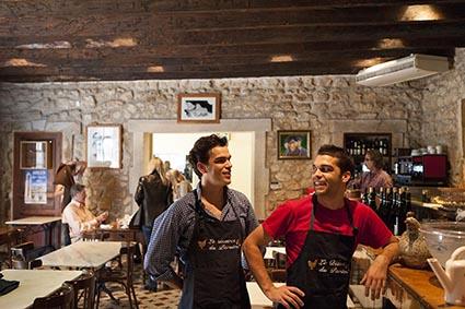 Le bistrot du paradou restaurant paradou une provence - Restaurant le paradou salon de provence ...