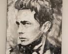 Portrait de James Dean © Maurice Rougemont