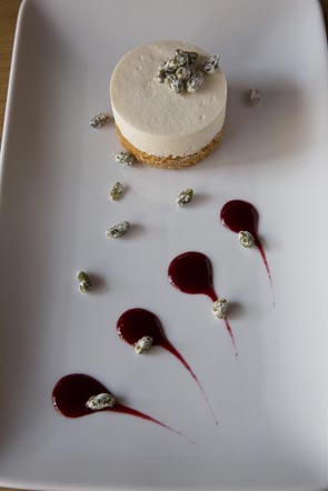 Cheese-cake © Maurice Rougemont