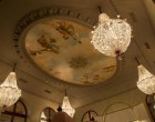 Plafond du bar ©Maurice Rougemont