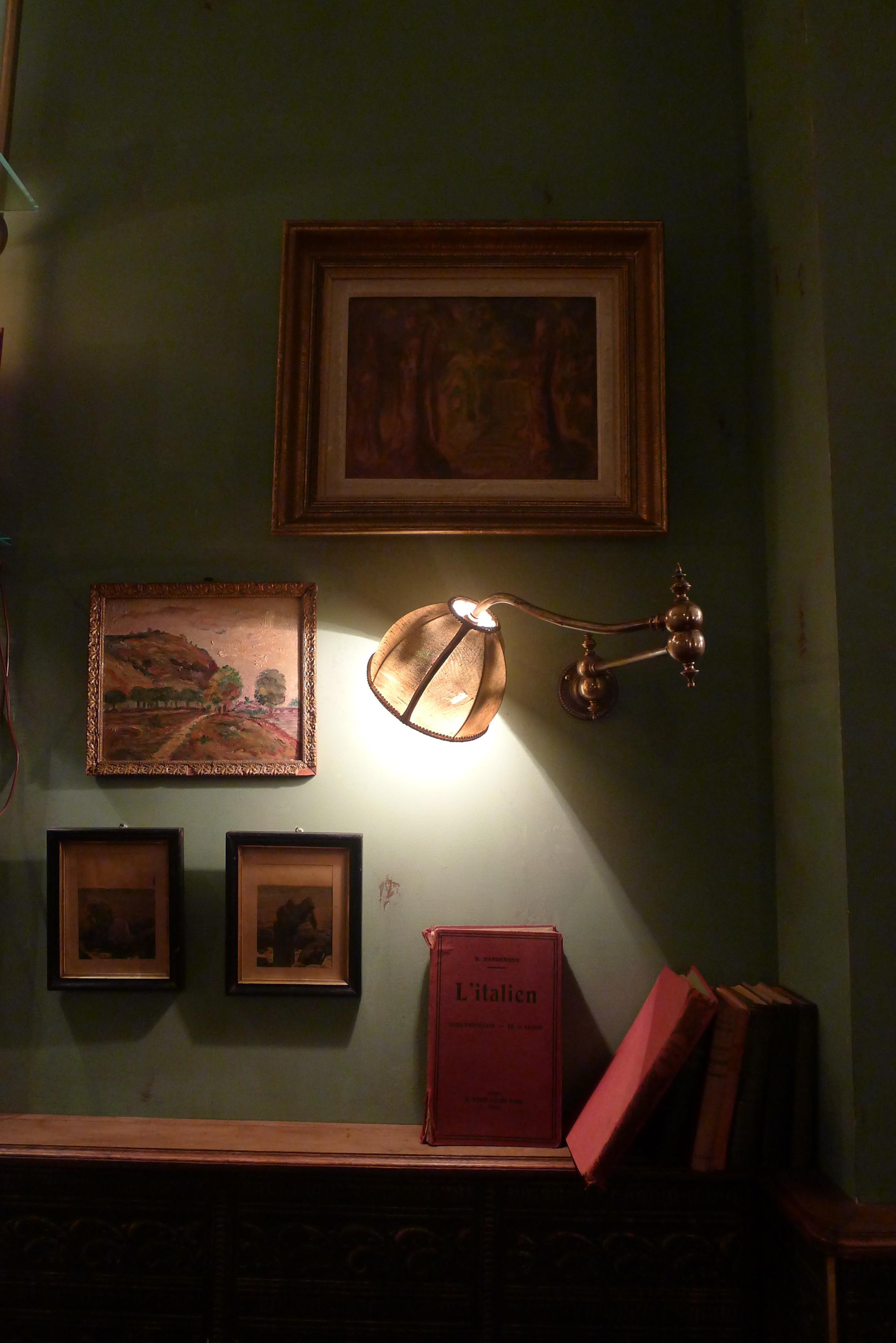 Le Floquifil Restaurant Paris