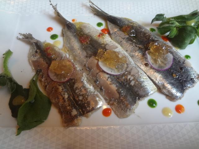 Sardines grillées ©GP
