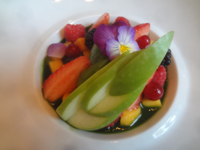 Minestrone de fruits ©GP