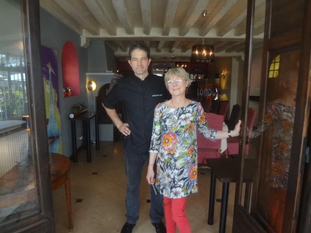 La Table des Blot à l\'Auberge du Château, restaurant Dampierre-en ...