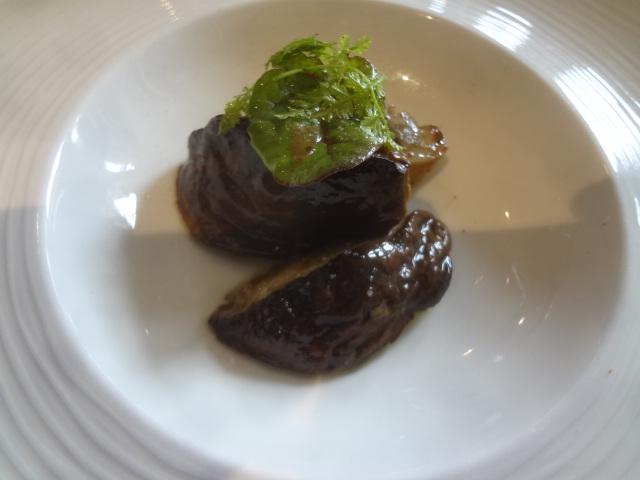 Cèpes à l'huile d'olive © GP