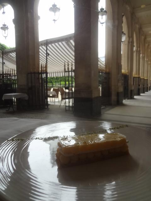 Tarte meringuée et cristalline au citron © GP