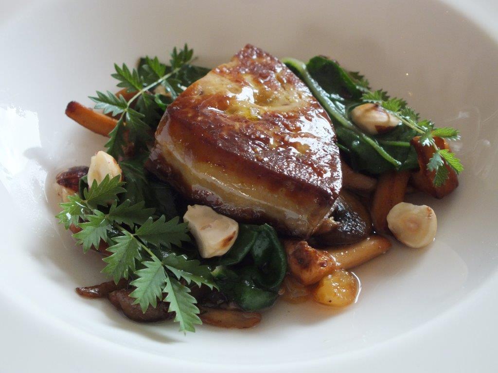Foie gras de canard © AA