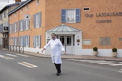 Guy Lassausaie ©Maurice Rougemont